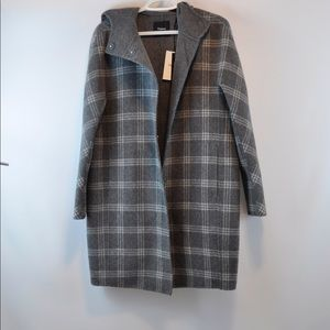 NWT Theory Letav Wool/Cashmere Coat